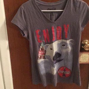 Coca-Cola shirt
